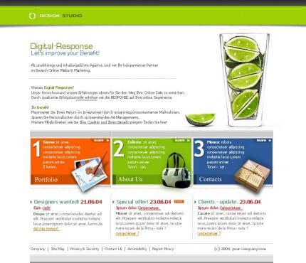Дизайн веб магазинов